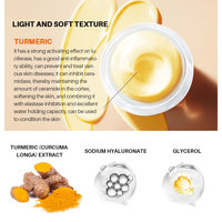 Herb Turmeric Face Cream Repair Acnes scar Dark spot Treatment Moisturizer Whitening Lightening Against  Acne skin care 30ml 2