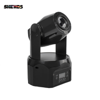 Led Spot 60W LED Moving Head Light With Gobos Plate&Color Plate 9/11CH 60W Mini Led Moving Head Light DMX512 SHEHDS Wash Light|Stage Lighting Effect| |  -
