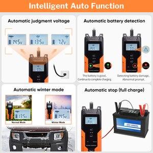 Image 5 - Deelife 6V Kidsรถแบตเตอรี่รถชาร์จ12Vรถจักรยานยนต์Auto Smart Pulse RepairบำรุงรักษาTrickleอัตโนมัติแบตเตอรี่ชาร์จ