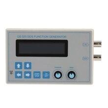 Dc9V 1 Гц-65534 Гц 1602 ЖК-дисплей цифровой Dds генератор сигналов модуль квадратный пилообразный трёхсторонняя функция синусоидальной волны+ Usb кабель