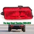 MZORANGE Hinten Stoßstange Reflektor licht Für Jeep Grand Cherokee 2006 2007 2008 2009 2010 Rot Len Nebel Brems Warnen Licht auto Styling