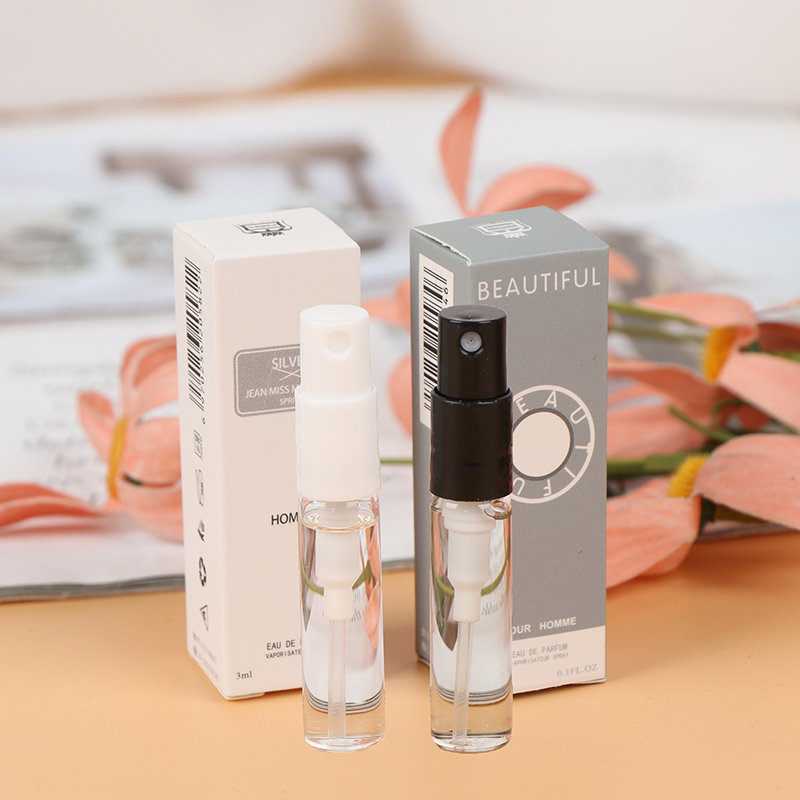 Women's Elegant Refreshing Long-lasting Antiperspirant Fragrance 3ml Elegant Women Deodorant Fragrance Spray
