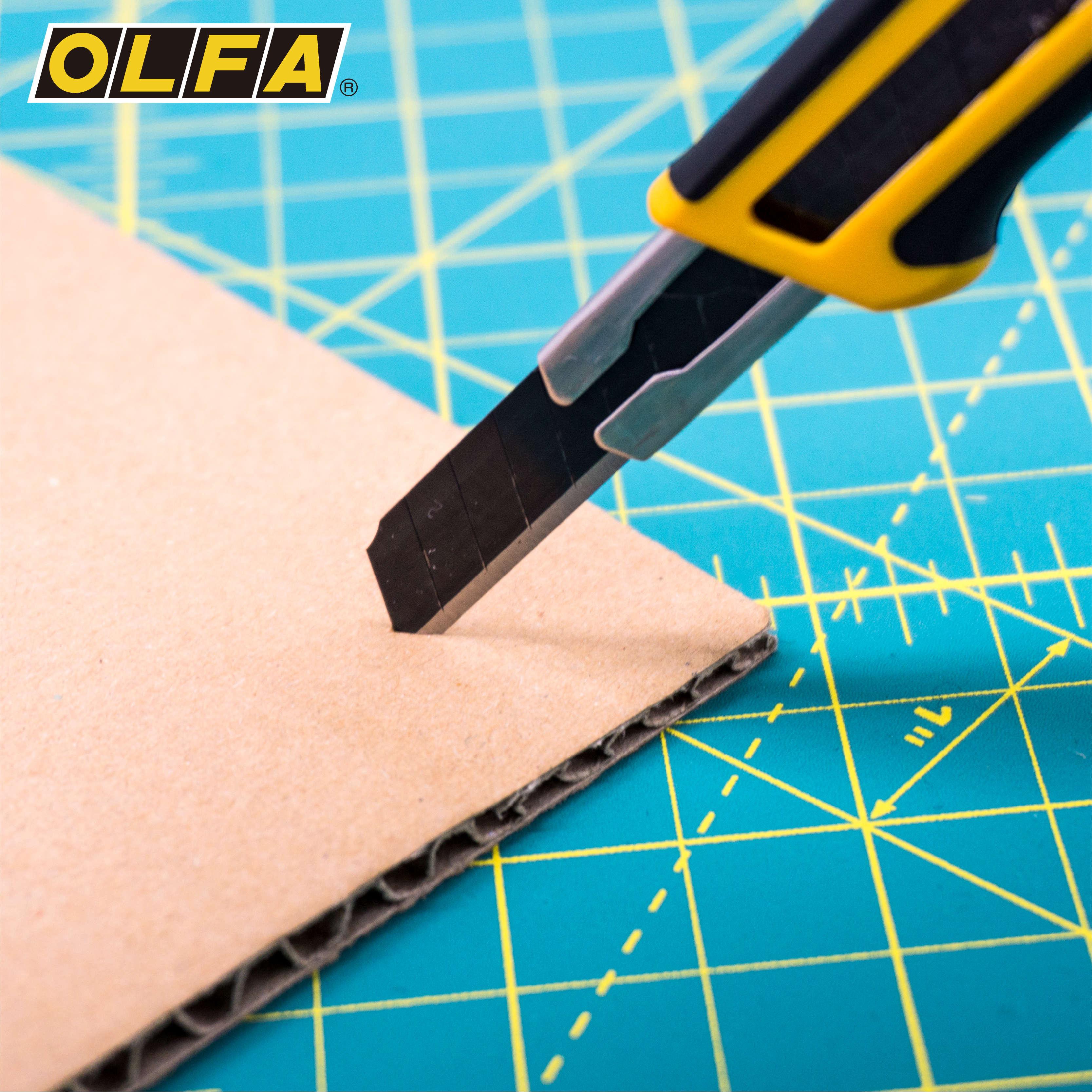 OLFA original imported tool small cutting knife 9mm comfortable tool holder X series OLFA XA 1|Fabric Decorating| |  - title=
