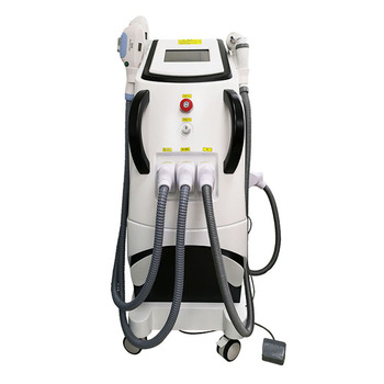 4 in 1 IPL Elight SHR Hair Removal Tattoo Removal Machine Radio Frequency Nd Yag фонарик endever elight f 202