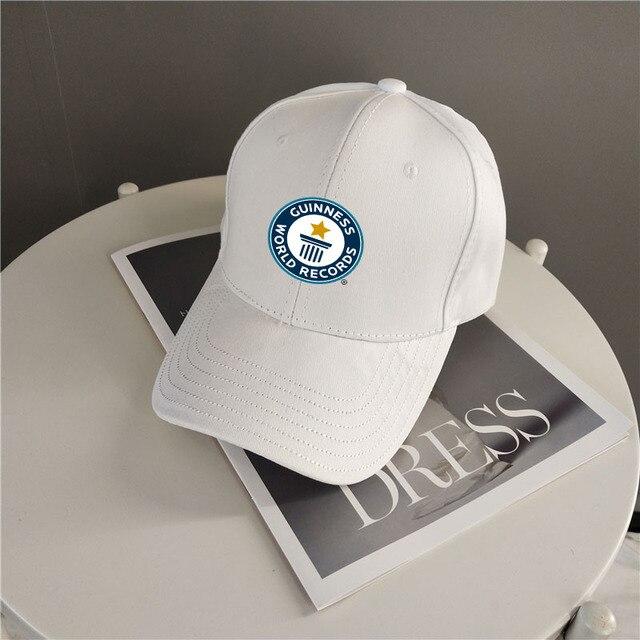 Guinness Records Cap Fashion Accessories Baseball Hat Golf Hat Snapback Cap Men Women Cap Sports Cap Outdoors Cap Hip-hop Cap 2