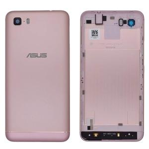 "Image 2 - Original Asus ZC521TL Battery Housing Cover back door Case Replacement For Asus zenfone 3s max ZC521TL X00GD 5.2"" Battery Case"