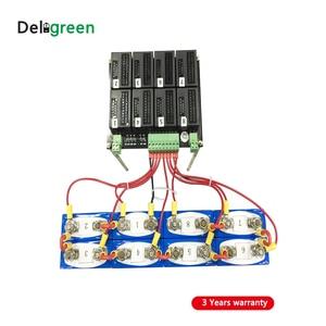 Image 3 - QNBBM 리튬 배터리 이퀄라이저 8S 24V 밸런서 lifepo4 LTO NCM LMO 18650 DIY 팩 전압 밸런싱