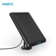 Reolink панели солнечных батарей для Reolink Argus 2, Argus Pro, Argus Eco и Go перезаряжаемые батарея питание IP безопасности WiFi камера