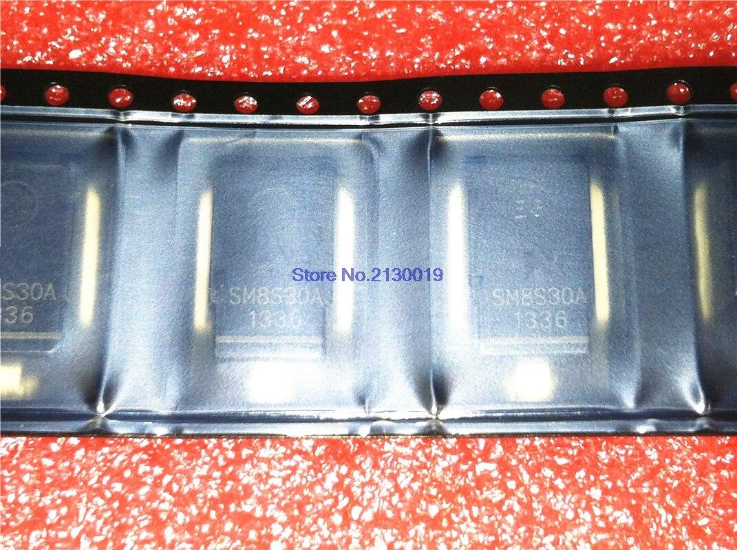 10pcs/lot SM8S30A-E3 2D SM8S30A SM8S30A DO-218 In Stock