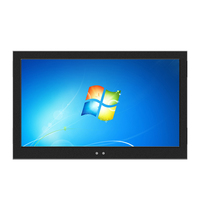 15 inch embedded industrial panel capacitive touch screen pos monitor