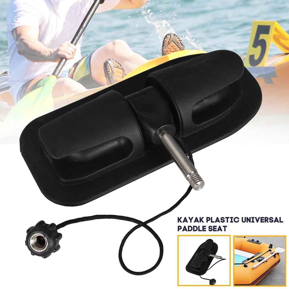 PVC aufblasbare Kajak Paddle Lock Anker Ruderhalterung Patch Zubehör