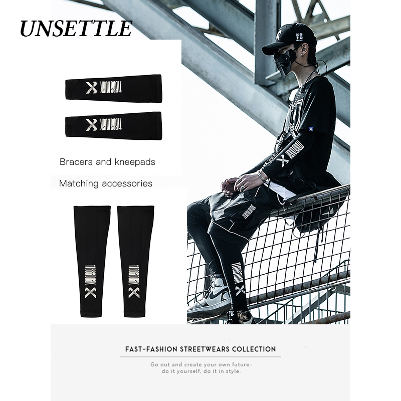 UNSETTLE 2020SS Street Recommended Match Fashion Bracers Kneepads