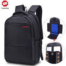 Women Men's Backpack Tigernu Brand Large Capacity 17inch laptop