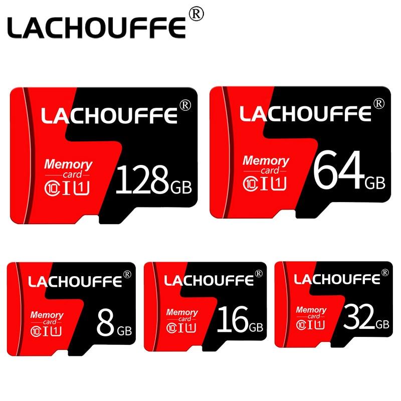 Memory Card 128GB 8GB 16GB 32GB 64GB Micro SD TF Card 128 64 32 16 8 GB Class 10 Mini TF Card Flash Drive With Free Adapter