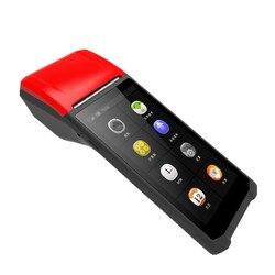 Android 6.0 touch gprs loteria pos terminal mobilny terminal płatniczy z kamerą wifi