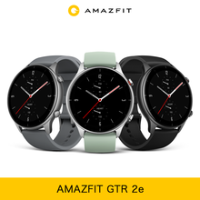 Amazfit GTR 2e Smartwatch Global Version 1.39'' AMOLED Sleep Quality Monitoring Heart Rate 5 ATM Waterproof For Andriod