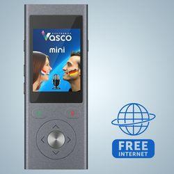 Tłumacz głosowy VASCO MINI2 wbudowana międzynarodowa karta SIM z bezpłatnym internetem