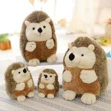 Мягкая игрушка ежик животное кукла мягкая плюшевая для детей