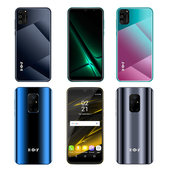 "XGODY S20 Mini Smartphone Android 9.0 5.5"" 18:9 Full Screen 1GB 8GB MT6580 Quad Core 5MP Camera 2500mAh GPS WiFi 3G Mobile Phone 5"