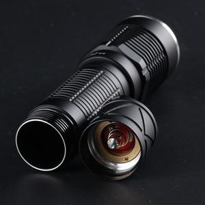 Image 4 - Konvoy S12 el feneri ile luminus sst20,nichia 219C, LH351D
