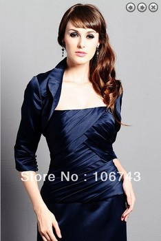 free shipping 2016 maxi dresses plus size vestidos formales weddings long sleeve mother of the bride gown dresses with jacket 5