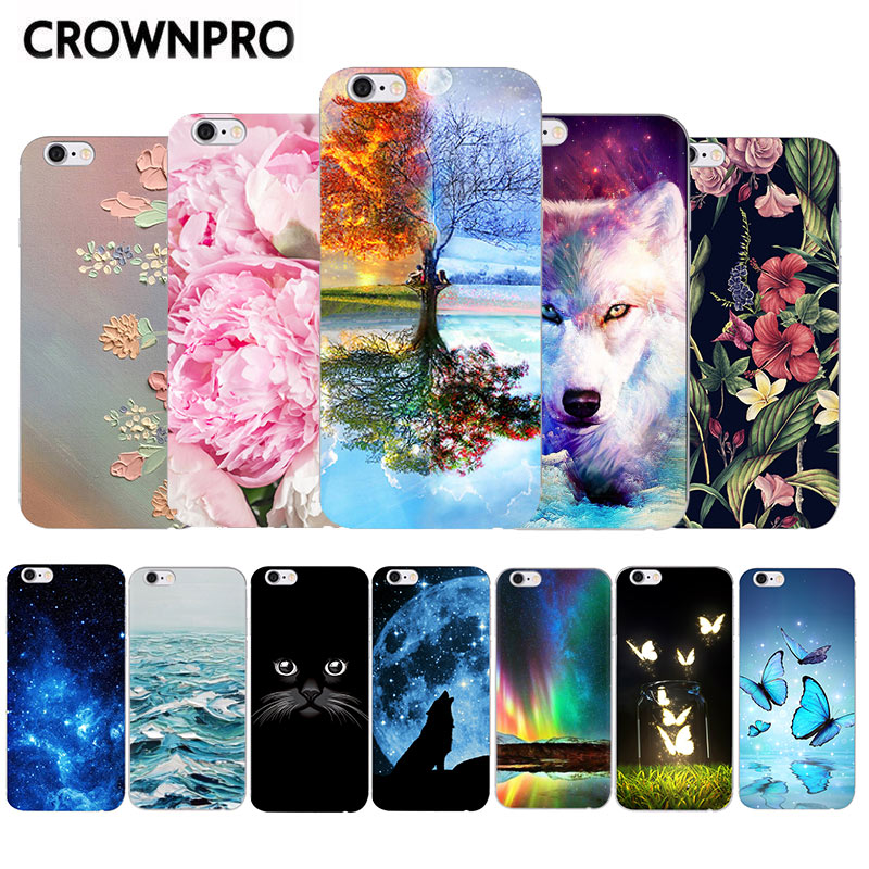 CROWNPRO For <font><b>Huawei</b></font> Y5 Lite <font><b>2018</b></font> Case Silicone For <font><b>Huawei</b></font> Y5 Prime <font><b>2018</b></font> Soft TPU Back Cover <font><b>Y</b></font> <font><b>5</b></font> Lite DRA-LX5 DRA LX5 <font><b>Funda</b></font> Case image