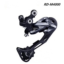 Bike Rear Derailleur M4000 Bicycle Transmission MTB Mountain Bike Accessories Mountain Bicycle Parts for 9-speed 27-speed цена 2017