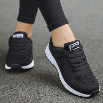 Casual Shoes Woman Air Cushion Breathable Walking Shoes For Women Outdoor Summer Sneakers Women Hiking Jogging Trainers Boots