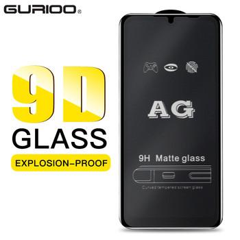 9D Matte matowe szkło hartowane dla Xiaomi Redmi Note 9 9S 8 8T 7 6 5 Pro 5 Plus Redmi 9A 9C 8A 7A 6A 5A 4X folia zabezpieczająca ekran tanie i dobre opinie Gurioo Antyrefleksyjny Bez obsługi BD CN (pochodzenie) Folia na przód Black 9D Matte Tempered Glass For Xiaomi Redmi 9