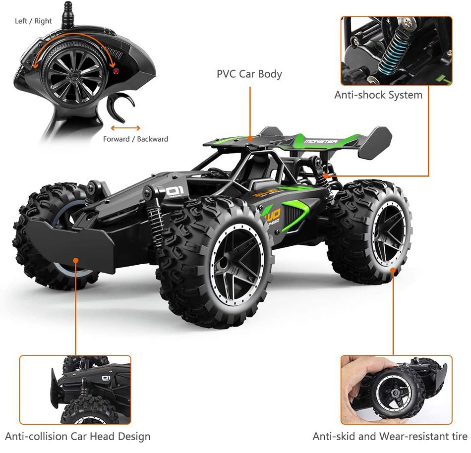 Outerman-RC-Car-118-Scale-2.4Ghz-Remote-Control-RC-Truck-High-Speed-Racing-Car-Electric-Toy-Car-RC-Auto-Cars-for-Adults-&-Kids-121