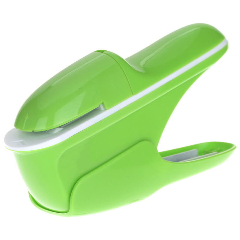 No Nails Stapling Machine Mini Cute Book Stapler No Staples Required Stapleless Stapler Paper Stapling Stapler Without Staple