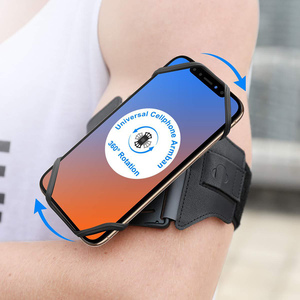Image 5 - 360 dönebilen ayrılabilir kol bandı cep telefonu tutucu açık spor için spor koşu NC99