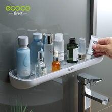 Qd prateleira do banheiro chuveiro caddy organizador montagem na parede shampoo rack com barra de toalha sem perfuração cozinha armazenamento acessórios do banheiro