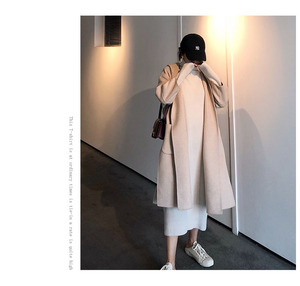 Image 2 - Turtleneck Cashmere  Knitted Sweater Dress Women Autumn Spring Noodles Elastic Long Sleeve thick  Pullover  Winter Dress