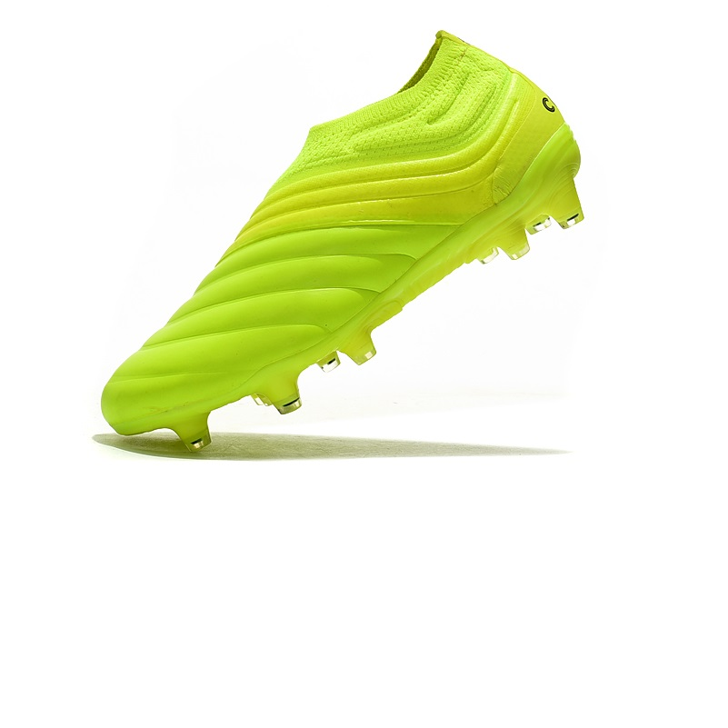 Newest Release 2020 ZUER COPA 19+ FG Soccer Boots Mens Top Football Shoes