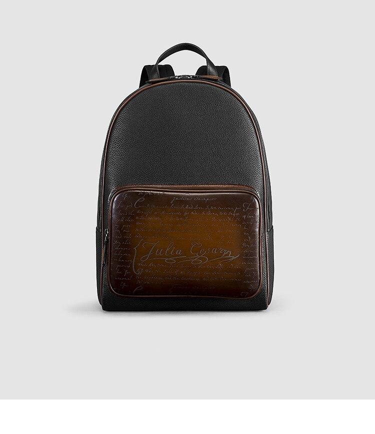nova bolsa de viagem casual computador mochila