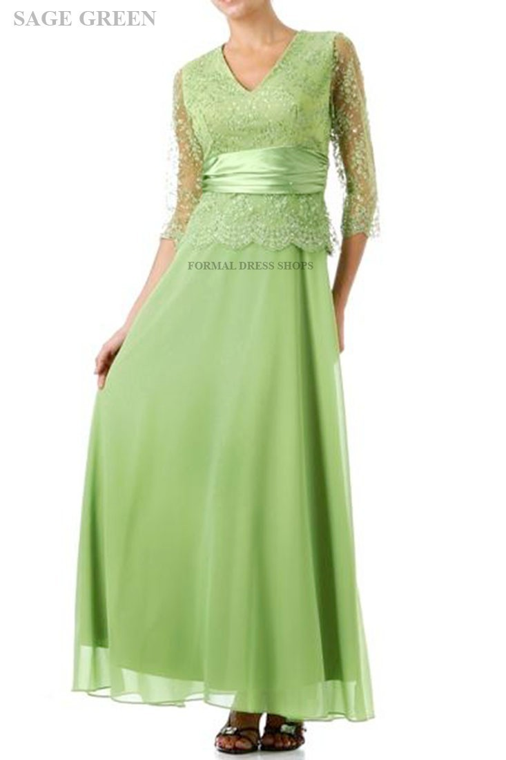 2016 New Arrival Promotion Special Offer Lace Free Shipping Evening Plus Three Quarter Beach Chiffon Mother Of The Bride Dresses
