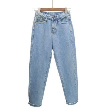 Jeans Women Spring Summer Trendy Korean Style Simple All-match Kawaii Harajuku Streetwear High Quality Ulzzang Womens Trousers 4