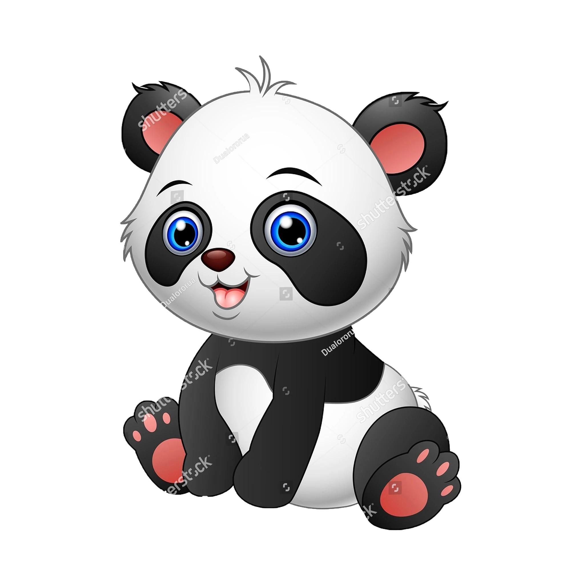 Panda Playing The Flute Tee Women/'s Image by Shutterstock