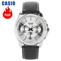 Casio relógio relógio dos homens da série Ponteiro Quartzo MTP 1375L 7A|Relógios de quartzo| |  -