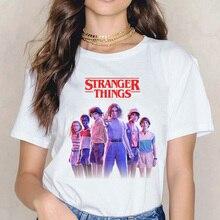 Female Clothing T-Shirt women Streetwear Femme Kawaii Cartoon 3 Hip-Hop Funny
