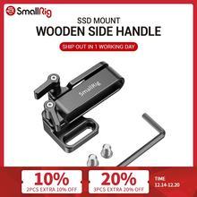 SmallRig Camera Rig Mount for Samsung T5 SSD for Blackmagic Design Pocket Cinema Camera 4K / 6K SmallRig cage  2245