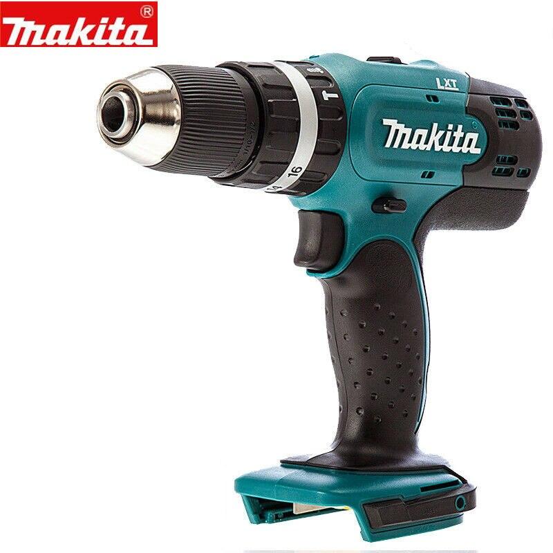 MAKITA DHP453Z DHP453 DHP453RME DHP453RFE DHP453SFJ DHP453RAE DHP453RYE 18V LXT Li-Ion Cordless 2 Speed Combi Drill Body Only