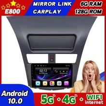 6GB Ram 128GB Rom araba radyo Mazda BT50 2018 GPS navigasyon BT 50 Android 10 multimedya oynatıcı BT autoradio Bluetooth Stereo