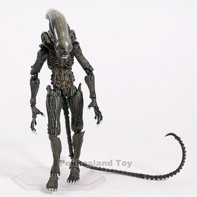 Figma SP-108 Alien / SP-109 Predator 2 Takayuki Takeya Ver. PVC Action Figure Collectible Model Toy Brinquedos Figurals 6