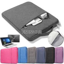 Shockproof Laptop Bag Sleeve Handbag Notebook Carrying Case for ASUS ROG/ROG Strix/Vivobook 14/15 Macbook Pro Case
