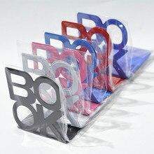 Bookends 140mm Book Letter Book Baffle Book Clip Metal Book Stand Book File Book Stand Book Clip Book Bookmark Customization