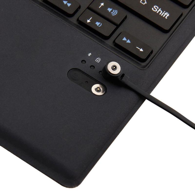 Teclado Sem Fio Tablet PC teclado Para IOS Android Tablet