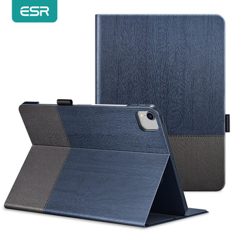 ESR Case for iPad Pro 12.9 Case 2020 Oxford Cloth Back Cover Auto Sleep/Wake up Smart Cover for iPad Pro 2020 11 12.9 Case Funda