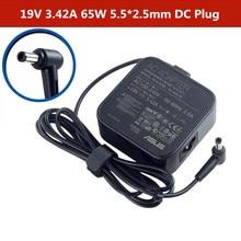 19V 3.42A 65 Вт 5,5*2,5 мм PA-1650-78 адаптер переменного тока Мощность Зарядное устройство для Asus S46CA X550 X550CA X550CC X550DP X550VB ноутбук Зарядное устройство